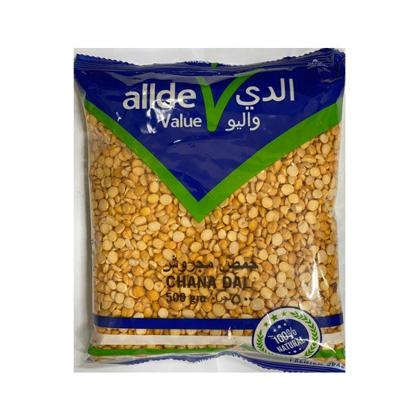 Alde Value Chana Daal 500gm