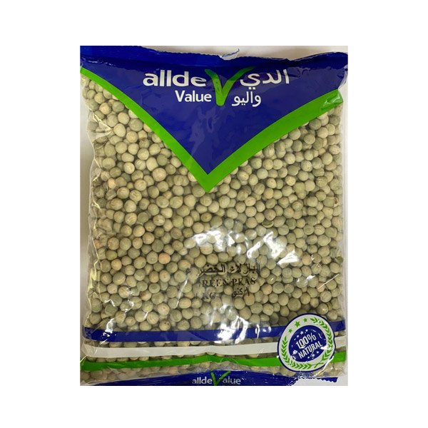 Alde Value Green Peas 500gm
