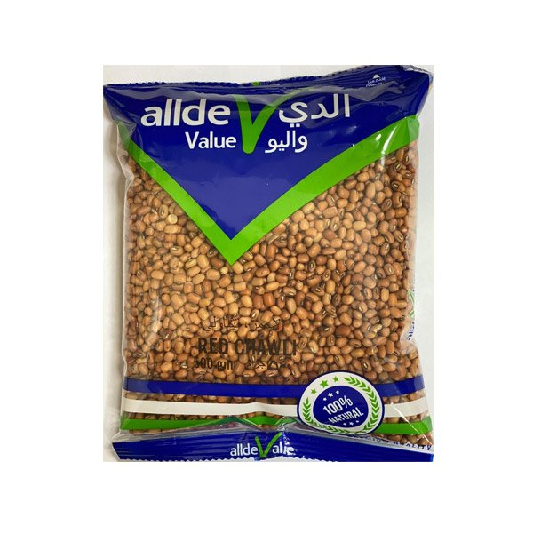 Alde Value Red Chawli 500gm