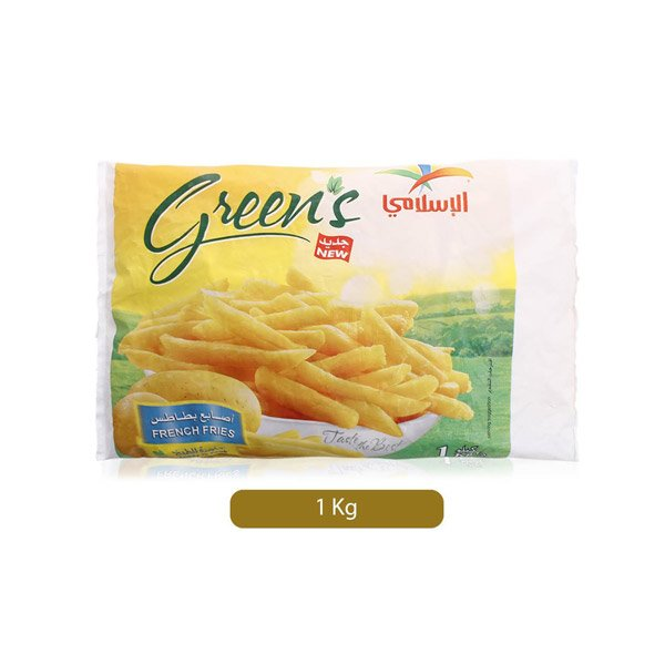Al Islami Greens French Fries 1kg