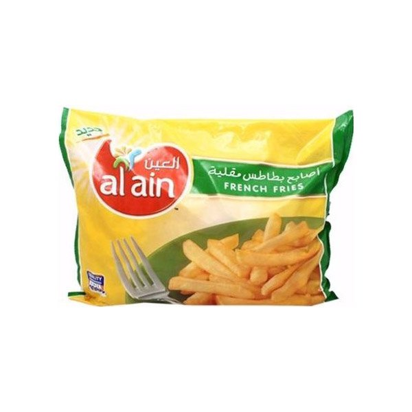 Al Ain French Fries 1kg
