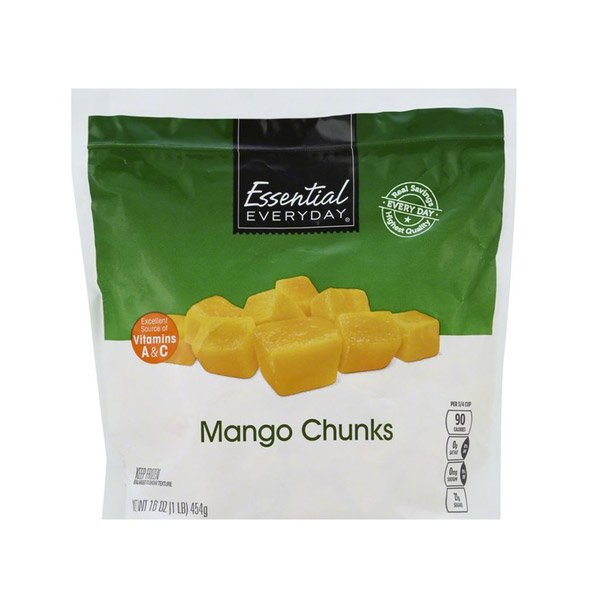 Essential Everyday Mango Chunks 454g