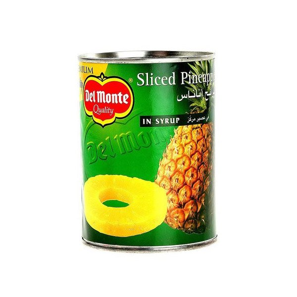 Del Monte Pineapples Slices 567g