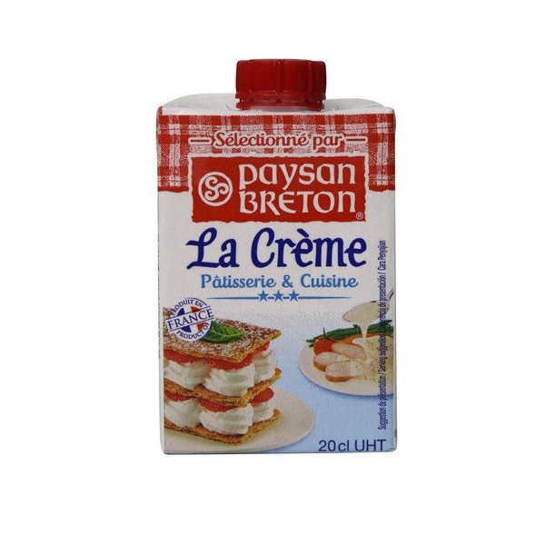 Paysan Breton Whipping Cream 200ml