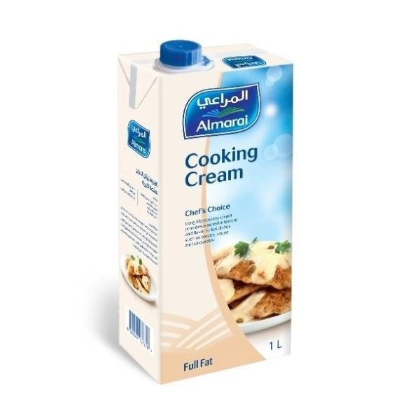 Almarai Cooking Cream 1l