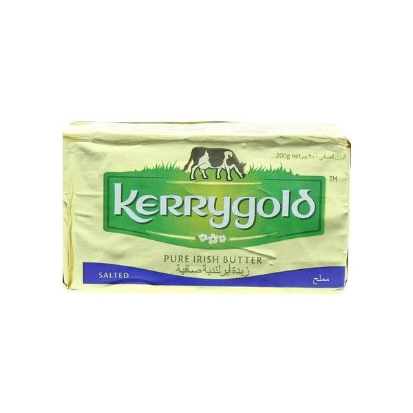 Kerrygold Pure Irish Salted Butter 200g