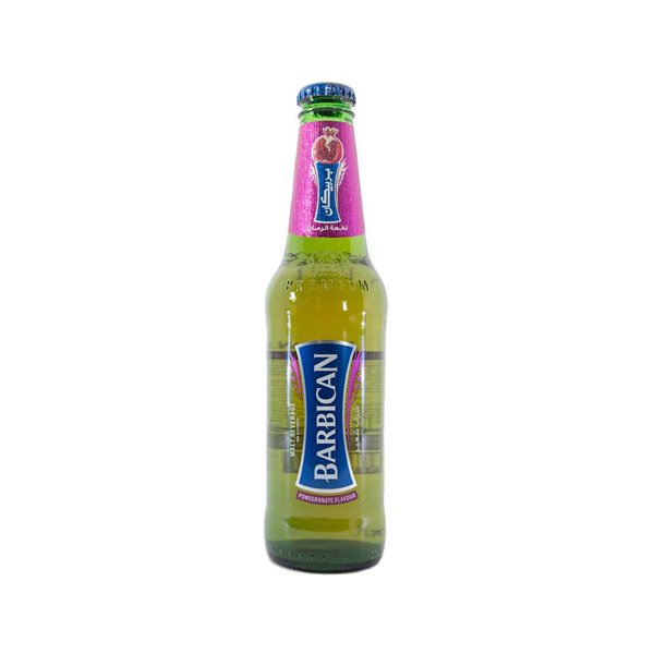 Barbican Malt Beverage Pommergranate Flavor 330ml