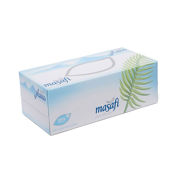 Masafi Pure Soft Care Tissues 200x2ply 1 Pc
