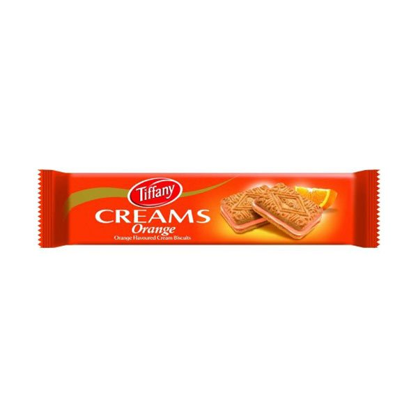 TIFFANI CREAMS ORANGE 90GM
