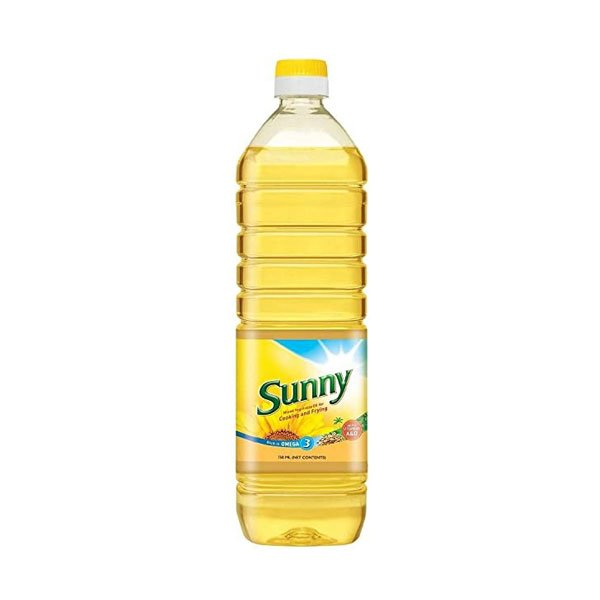 Sunny Sun Active Blended Vegetable Oil 750ml