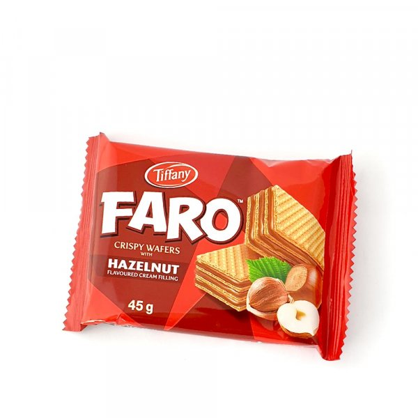 TIFFANY FARO HAZELNUT 45g