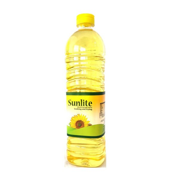 SUNLITE  COOKING OIL 750ML