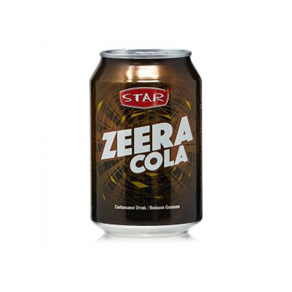 Star Zeera Cola Carbonated Drink - 300 Ml