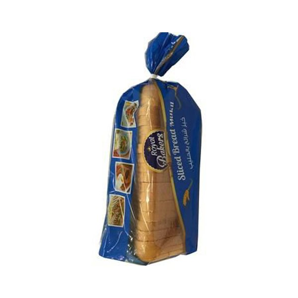 ROYAL BAKERS SLICED MILK BREAD 300GM