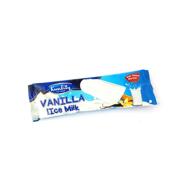 Kwality Ice Cream Vanilla Milk Ice 65ml