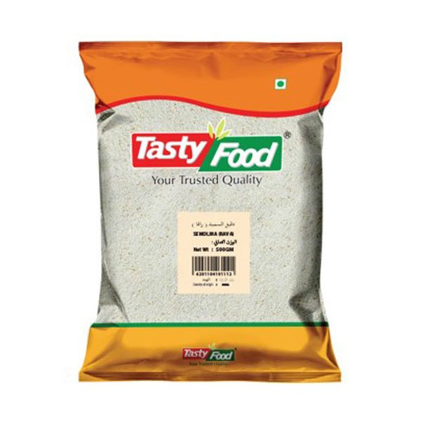 Tasty Food Semolina (rava) 500gm