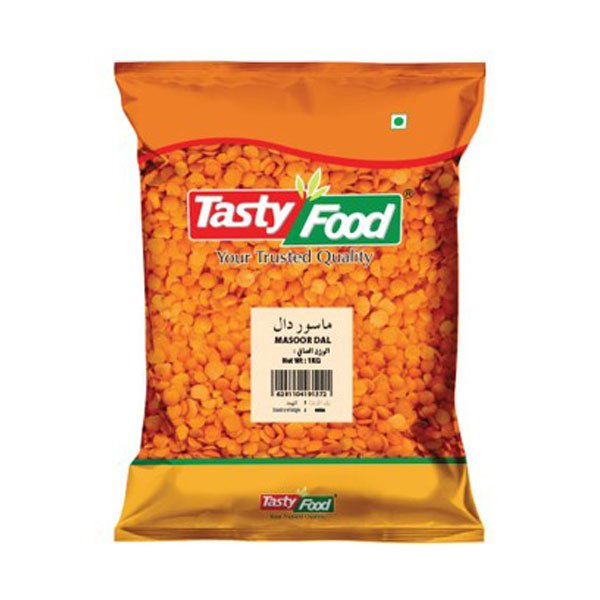 TASTY FOOD MASOOR DAL 1KG