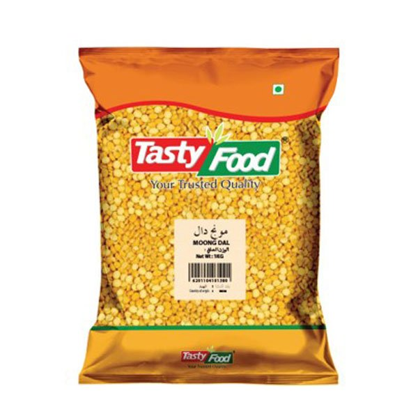 TASTY FOOD MOONG DAL 1KG