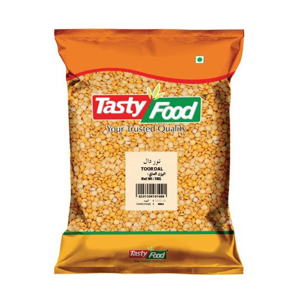 TASTY FOOD TOOR DAL  1KG