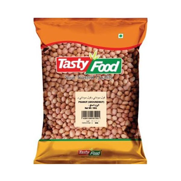 TASTY FOOD PEANUT (GROUNDNUT) 1KG