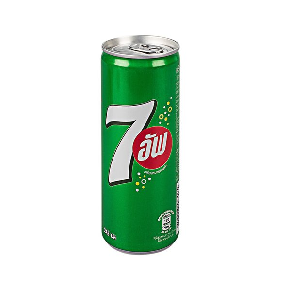 7 Up - Lemon 245ml