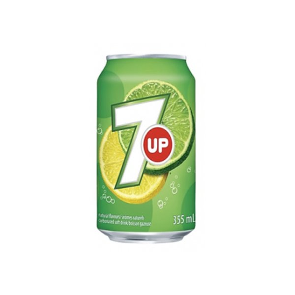 7 Up-lemon 355ml
