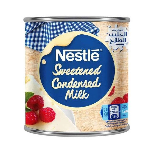 Nestle Sweetened Condensed Milk 397g