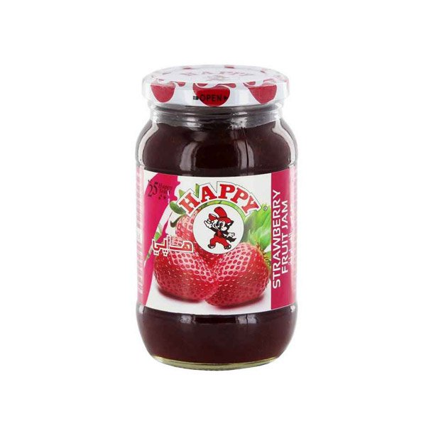 Frutessa Strawberry Jam 420g
