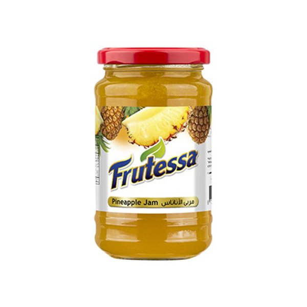 Fruitessa Jam Pinapple 450gm