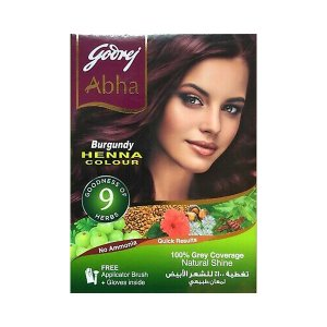 Abha Henna Color (burgundy) 60g