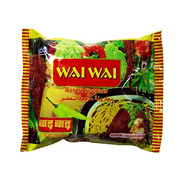 Wai Wai Canned Food 75 Gm