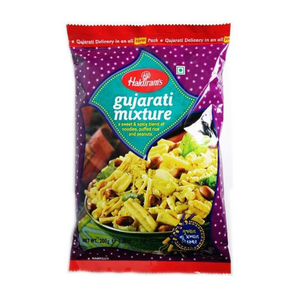 HALDIRAM'S GUJRATI MIXTURE 200GM