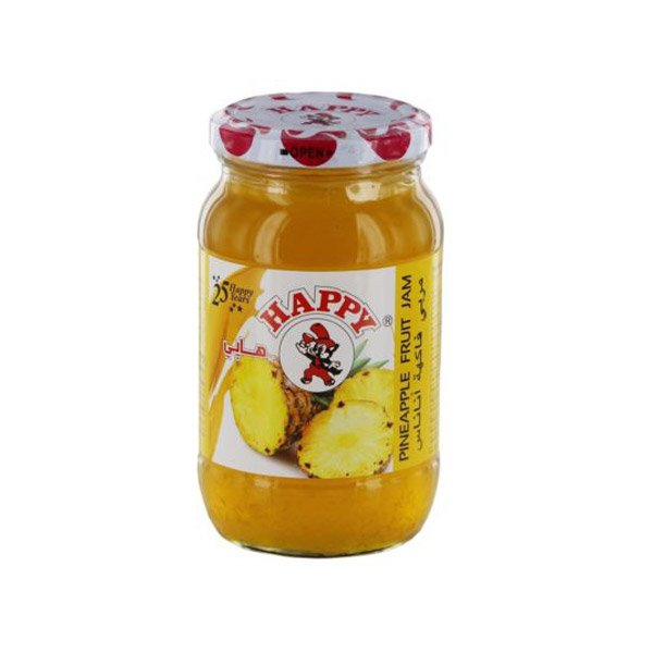 Happy Pineapple Jam 500g