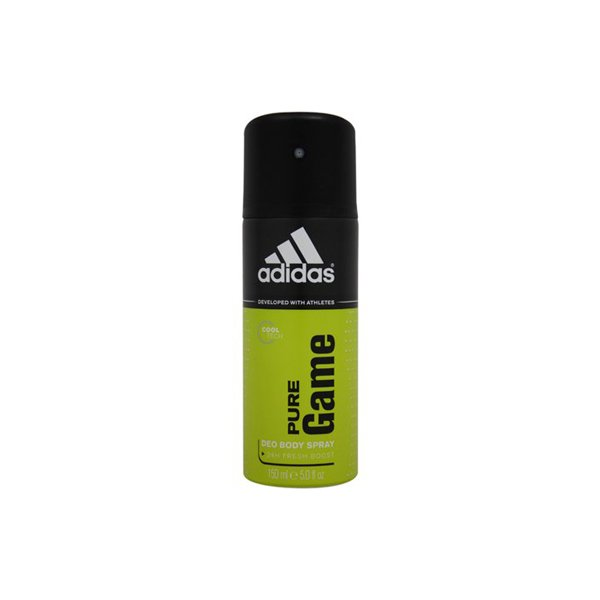 Addidas Pure Game By Adidas Deodorant Body Spray 5 Oz