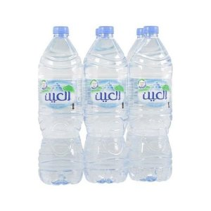 Al Ain Bottled Drinking Water 1.5l X Pack Of 6
