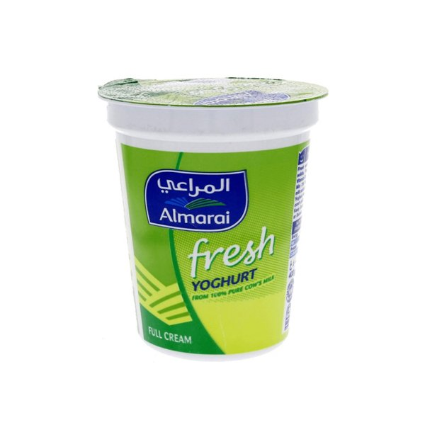 Al Marai Full Cream Yoghurt 500g