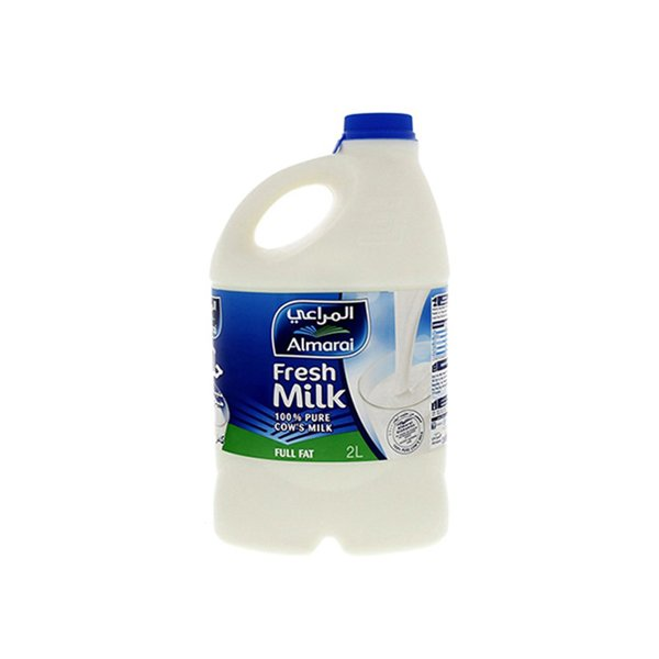 Al Marai Full Fat Milk 2l