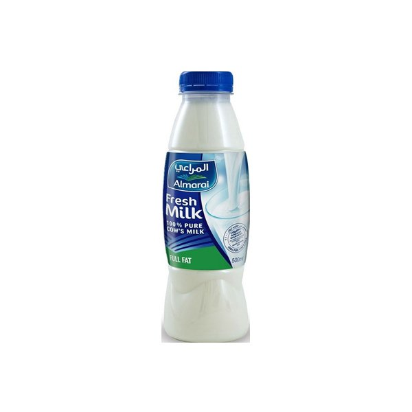 Al Marai Full Fat Milk 500ml