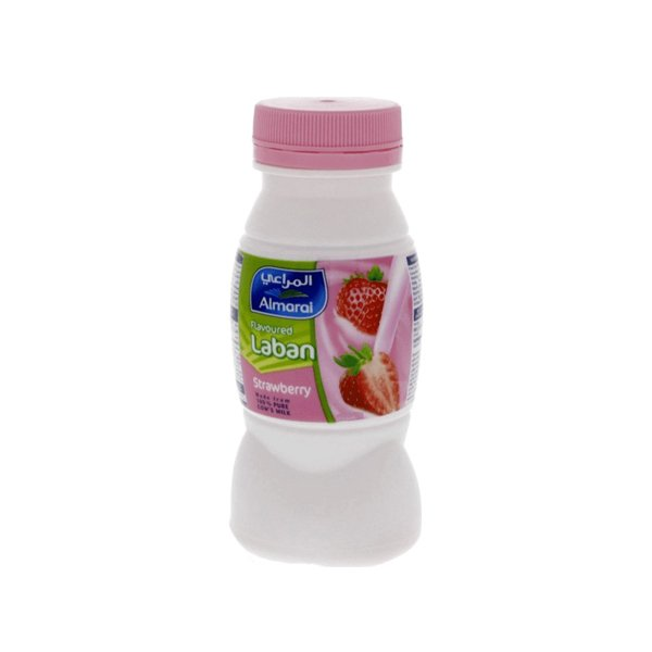 Al Marai Laban Strawberry Flavored 340ml