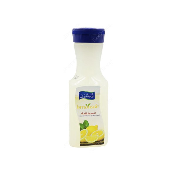 Al Rawabi Juice Lemon 200ml