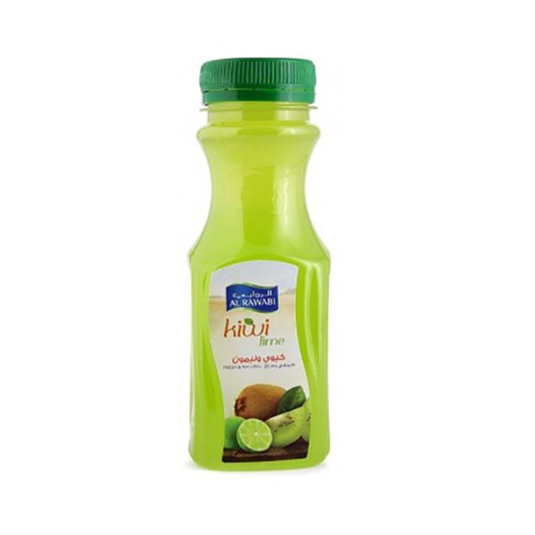 Al Rawabi Kiwi Lime Juice 200ml