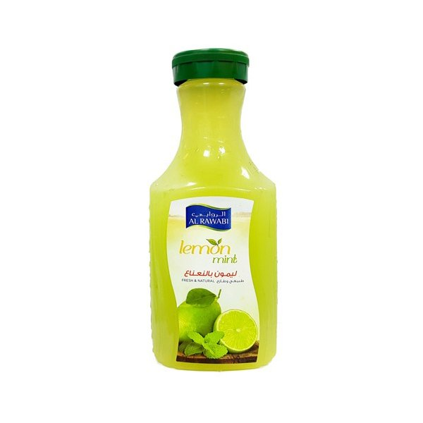 Al Rawabi Lemon Mint Juice 1.75ltr