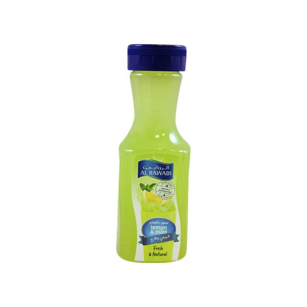 Al Rawabi Lemon Mint Juice 500ml