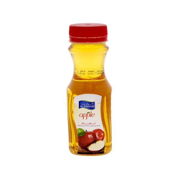 Al Rawabi Liquid Apple Juice 200 Ml
