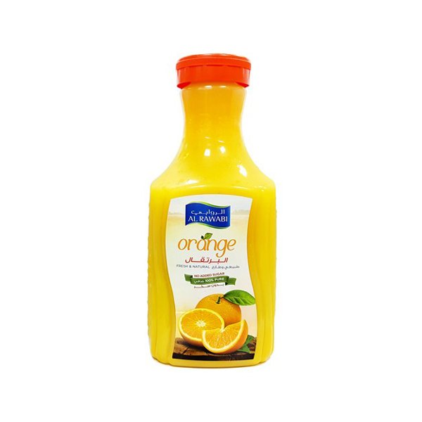 Al Rawabi Orange Juice 2l