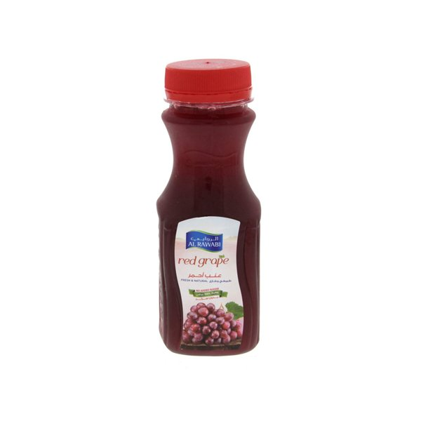 Al Rawabi Red Grape 500ml