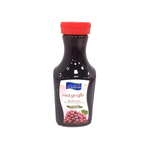 Al Rawabi Red Grp/juice 1.75l