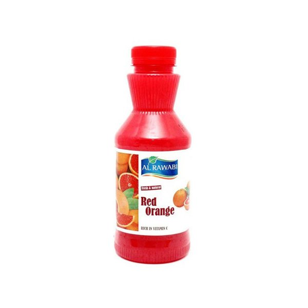 Al Rawabi Red Orange 500ml