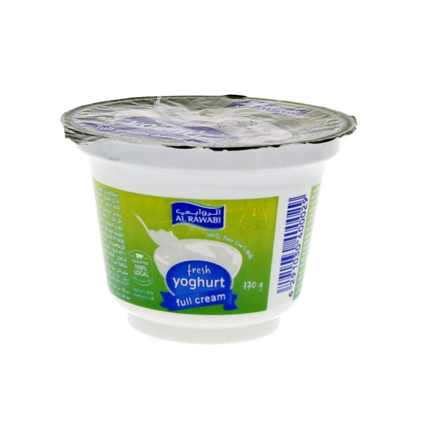 Al Rawabi Yogurt Ff 170gm
