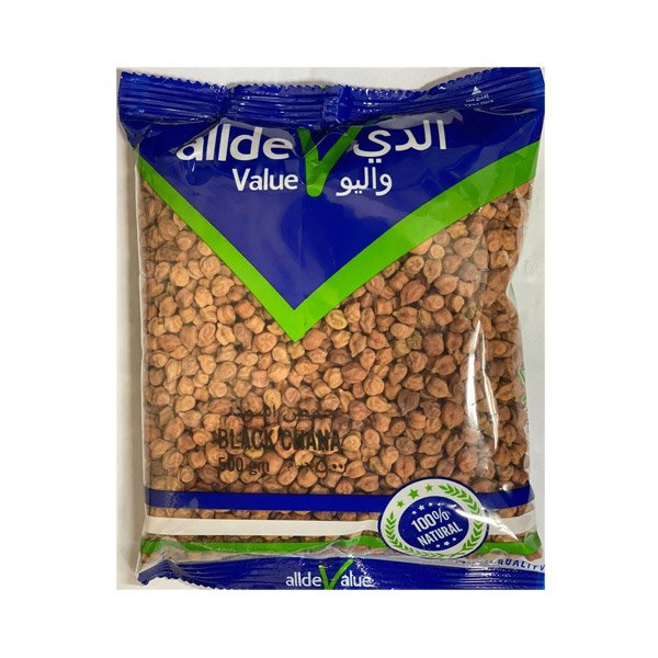 Alde Value Black Chana 1kg